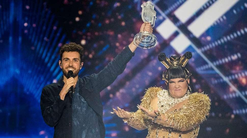 Duncan Laurence aus den Niederlanden gewinnt