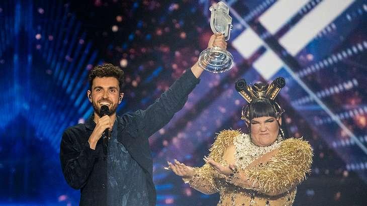 ESC 2019: Duncan Laurence aus den Niederlanden gewinnt