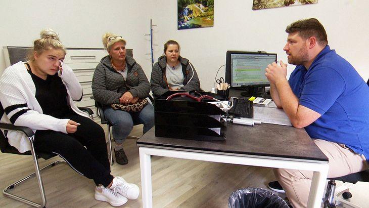 Estefania Wollny, Silvia. Sarafina und ihr Arzt