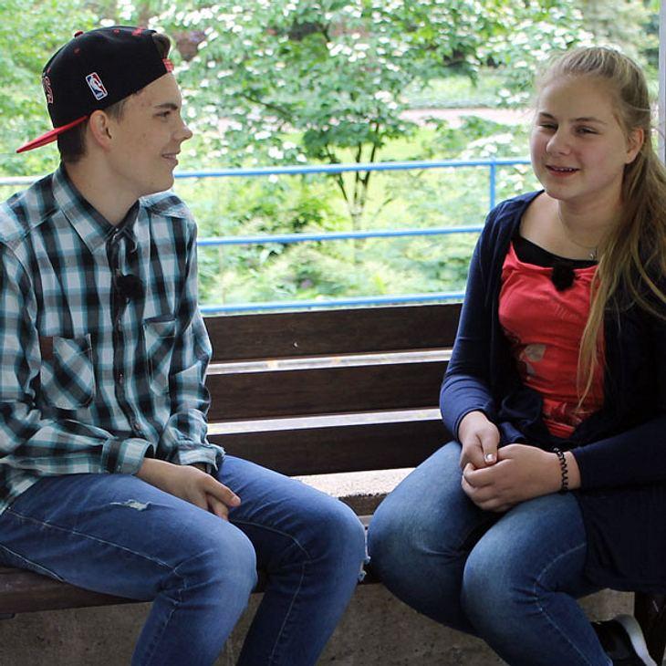 Estefania Wollny und Max haben sich getrennt