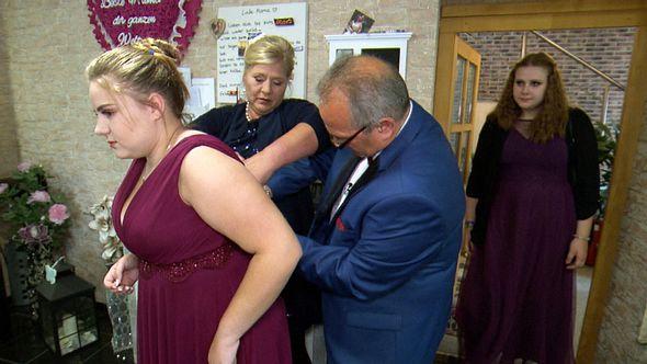 Schock-Moment vor Sarafinas Hochzeit!