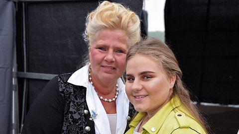 Estefania und Silvia Wollny - Foto: Getty Images