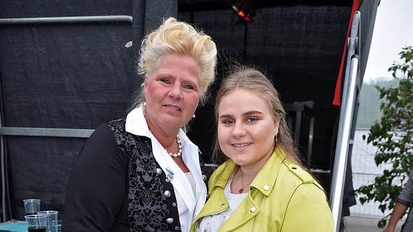 Silvia und Estefania Wollny - Foto: IMAGO/ Gartner