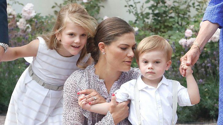 Prinzessin Victoria: Entführungs-Drama um die kleine Estelle!