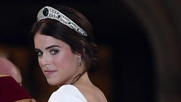 Prinzessin Eugenie: Nackt-Skandal auf ihrer Hochzeit!