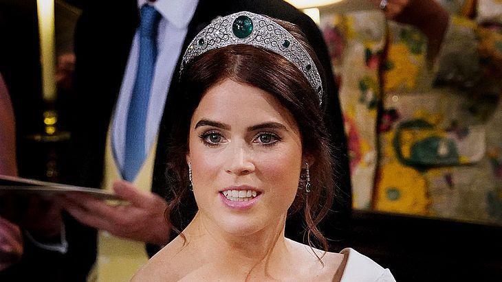 Prinzessin Eugenie: Sie bringt nach der Hochzeit ein großes Opfer!