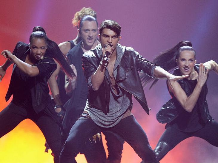 Eurovision Song Contest 2012: Highlights,NorwegenEin Highlight muss nicht immer positiv sein. Letzter Platz für Norwegen - ein verdienter letzter Platz. Gerade mal sieben Punkte konnte Tooji mit seinem Auftritt einsammeln. Und das an seinem