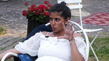 Eva Benetatou - Foto: TVNOW