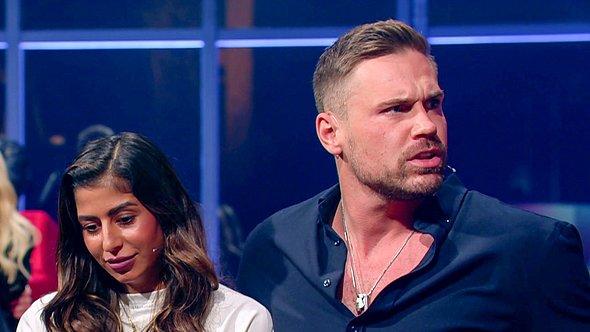 Eva Benetatou und Chris Broy - Foto: TVNOW