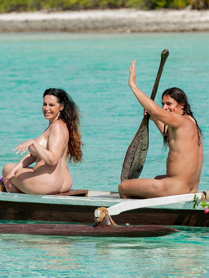 Adam Sucht Eva Erster Insel Sex Zwischen Heike Und Williams
