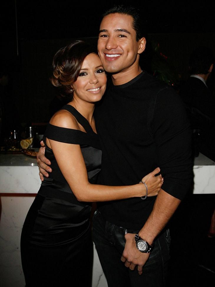 Promi-BFFs - Durch dick & dünnEva Longorias (37) bester Freund ist Moderator und Schauspieler Mario Lopez (38). In den vergangenen Jahren haben sie immer wieder Gerüchte dementiert, zwischen ihnen gebe es mehr als nur Freundschaft. Mari