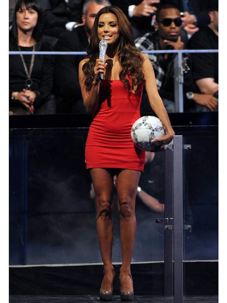EMAs 2010: Eva Longoria
