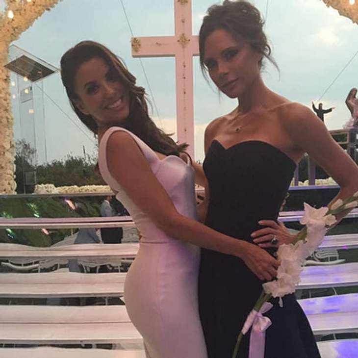 Eva Longoria Hochzeit Foto
