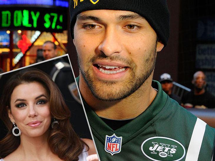 Es ist offiziell: Eva Longoria und Mark Sanchez sind ein Paar