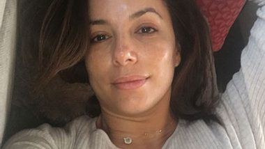 Eva Longoria ungeschminkt - Foto: Instagram / Eva Longoria
