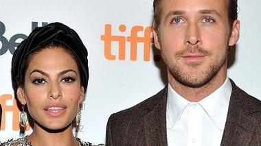 Eva Mendes und Ryan Gosling: Heimliche Hochzeit? - Foto: Getty Images