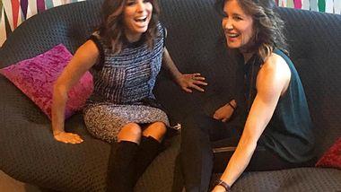 Eva Longoria und Felicity Huffman waren zwei der Desperate Housewives - Foto: Instagram/ evalongoria