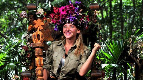 Fiese Klatsche für die Dschungelkönigin!