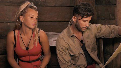 Evelyn Burdecki und Domenico De Cicco - Foto: MG RTL D