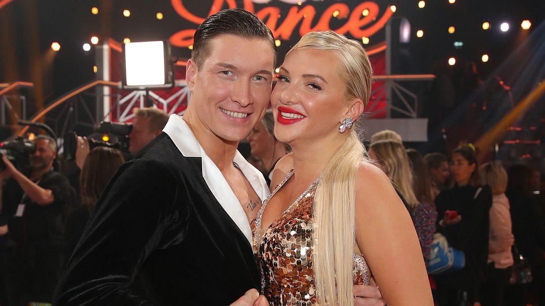 Evelyn Burdecki und Evgeny