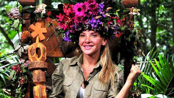 Sie ist die neue Dschungelkönigin!