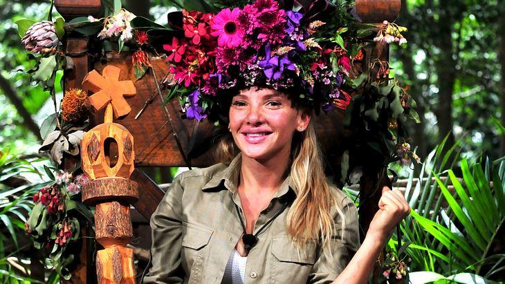 Evelyn Burdecki: Sie ist neue Dschungelkönigin!