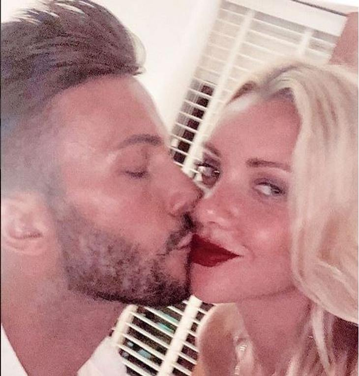 Bachelor in Paradise: Süße Baby-News bei Evelyn Burdecki und Domenico de Cicco