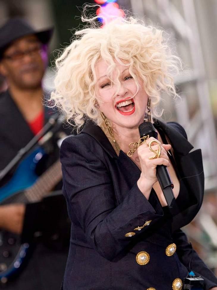 """Mädchen-Legende Cyndi Lauper brachte 2010 ihre zwölftes Album auf den Markt. CD-Tipp: """"Memphis Blues"""" von Cyndi Lauper bei Amazon.de"""