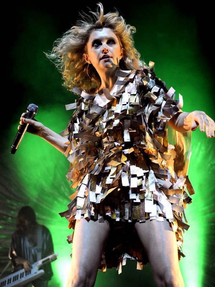 """Man nehmen etwas Synthie-Pop, eine Prise Folk, ganz viel Elektro und heraus kommt das britische Duo Goldfrapp. CD-Tipp: """"Head First"""" von Goldfrapp bei Amazon.de"""