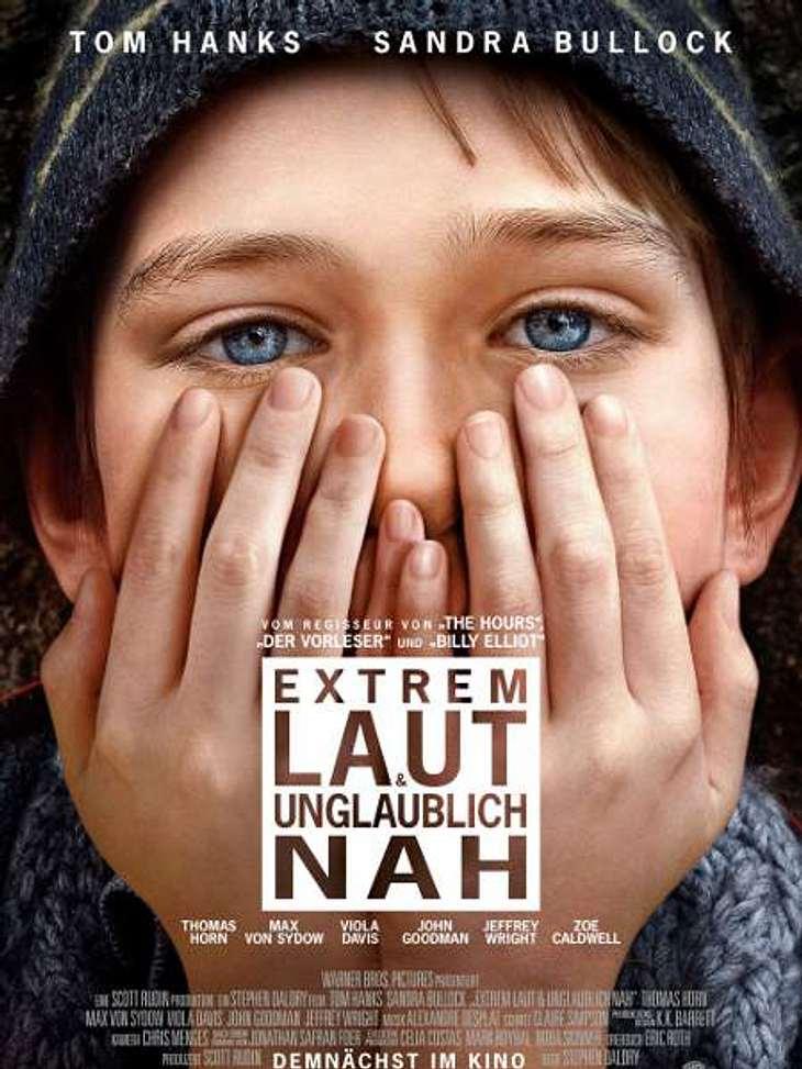 """Unser Kino-Tipp: """"Extrem laut und unglaublich nah"""" ab dem 16.02.2012 im Kino"""