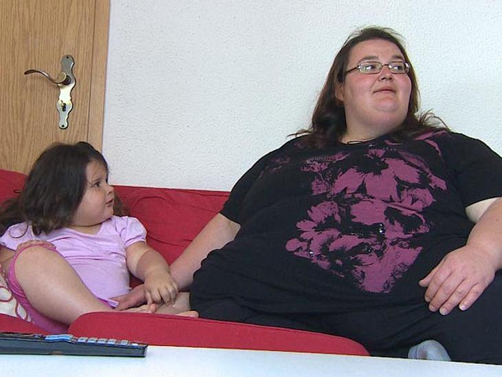 """""""Extrem schwer"""": Letzte Chance für 180 Kilo-Katrin"""