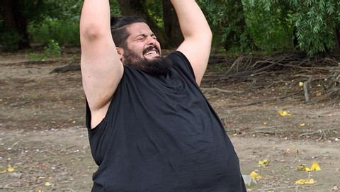 200 Kilo-Burak will endlich abnehmen