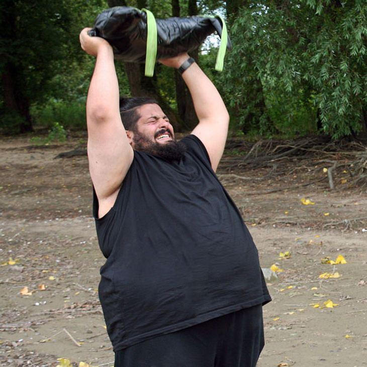 """""""Extrem schwer"""": 200 Kilo-Burak will endlich abnehmen"""