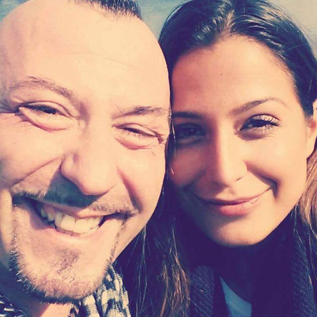 Fabrizio und Alessia
