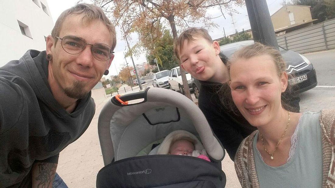 Nach Leukämie bei Baby Yuna: Nächster Schicksalsschlag für Familie Held