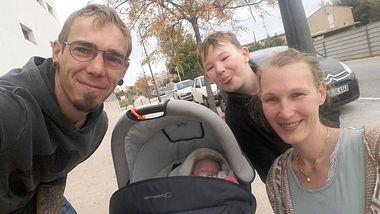 Nach Leukämie bei Baby Yuna: Nächster Schicksalsschlag für Familie Held - Foto: MG RTL D / seema-media.com