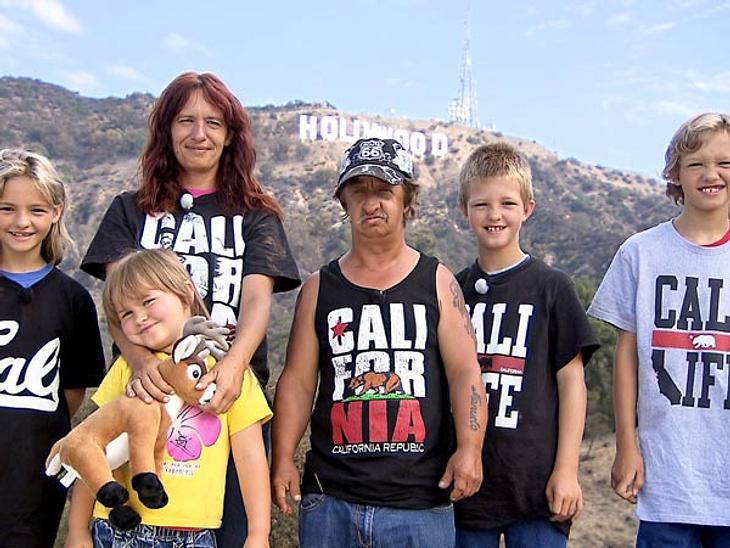 Familie Liebisch erobert Hollywood