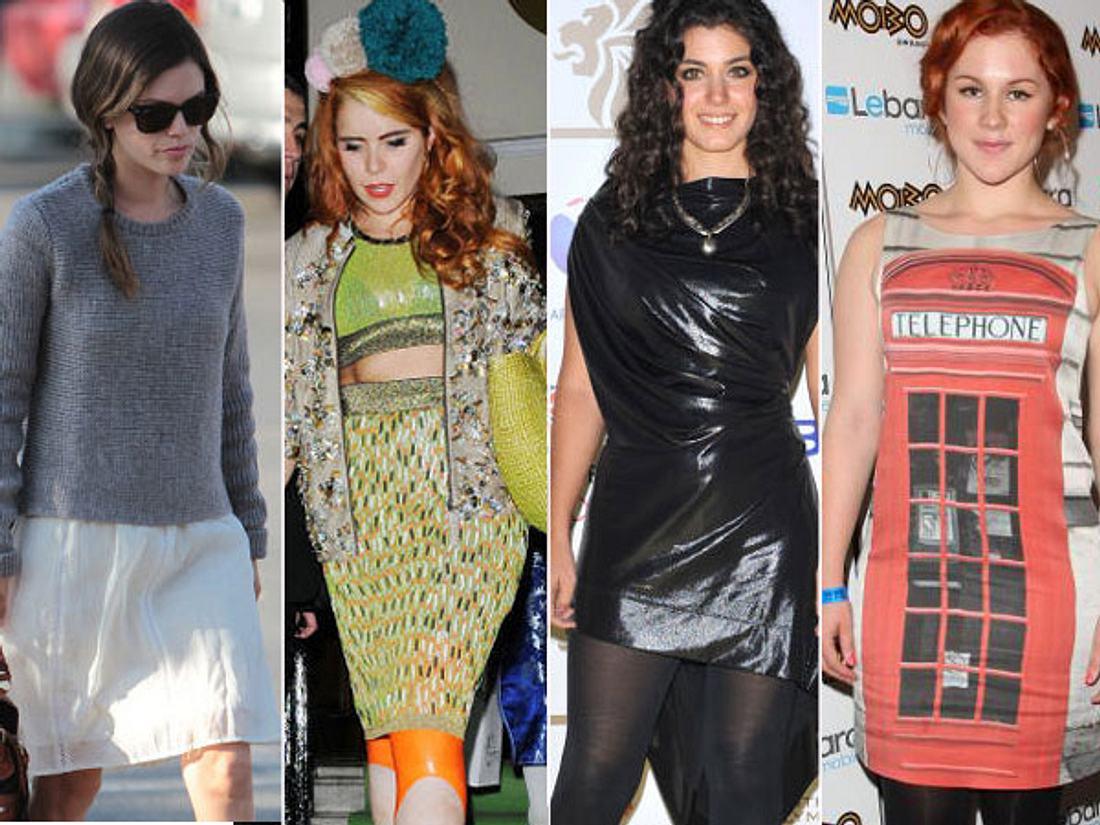Stars im Style-Chaos! Die größten Fashion-Fiaskos im Oktober - Bild 1