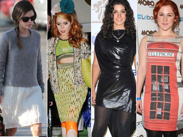 Star-Style: Die größten Fashion-Fiaskos im OktoberOh, was für ein grauseliger Anblick: Auch im Oktober haben viele Stars mal wieder kräftig daneben gelangt, wenn es um die Auswahl ihrer Garderobe ging.Falsche Kombis, miese Farben, häßliche