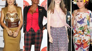 Stars im Style-Chaos! Die größten Fashion-Fiaskos im September - Bild 1 - Foto: WENN