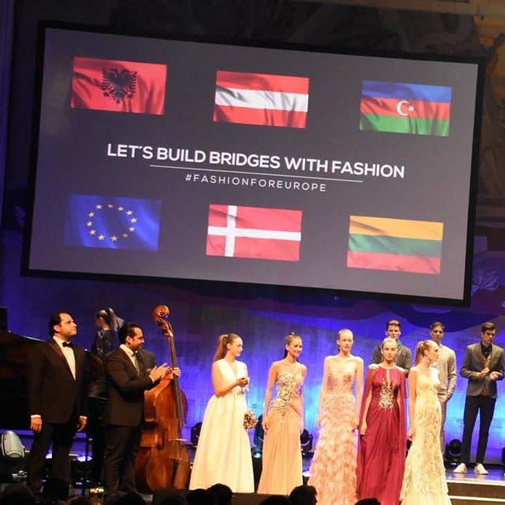 Fashion for Europe 2016: Ein Mode-Award für mehr Menschlichkeit!