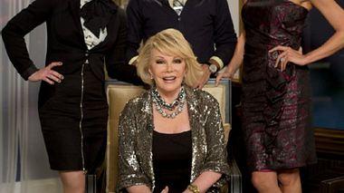Zur Fashion Police gehören: Joan Rivers, Giuliana Rancic, George Kotsiopoulos und Kelly Osbourne - Foto: E! Entertainment