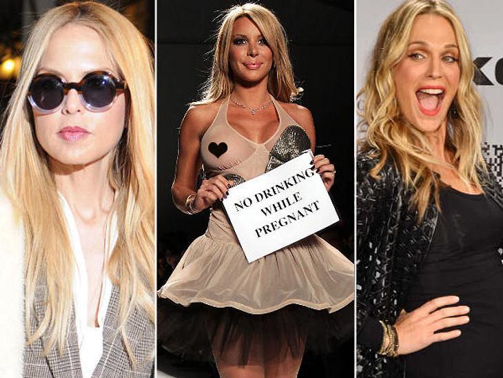 New York Fashion Week: Die Stars im ModefieberWenn die New York Fashion Week ruft, eilen die Stars in Scharen in den Big Apple. Die Front-Rows werden gestürmt, um das zu bewundern, was demnächst im Kleiderschrank hängt.Diese Stars haben wir