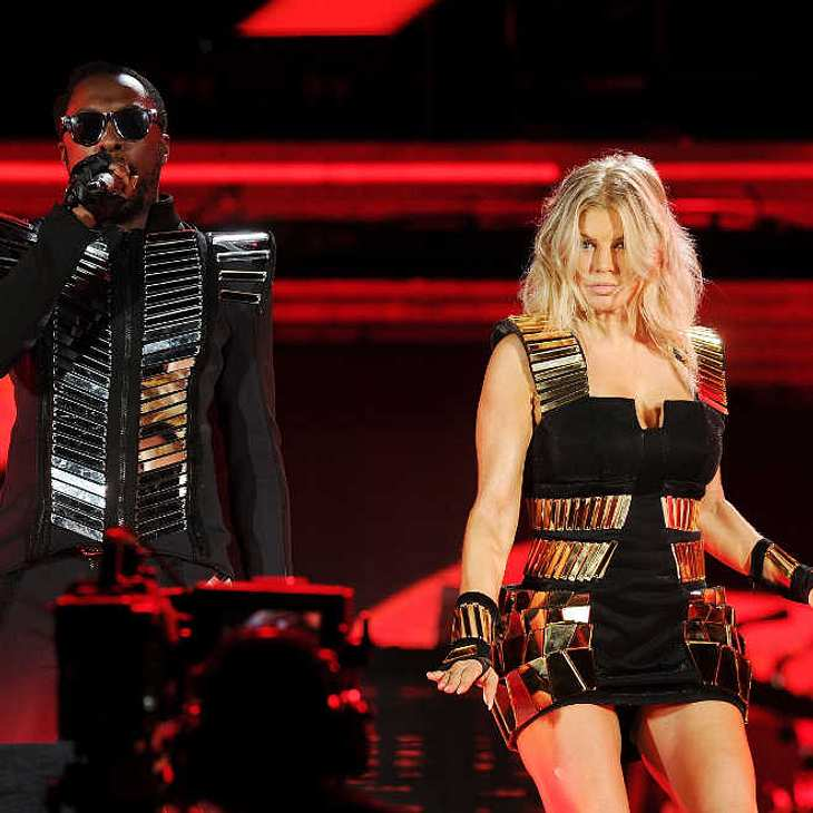 Fergie hat die Black Eyed Peas verlassen!