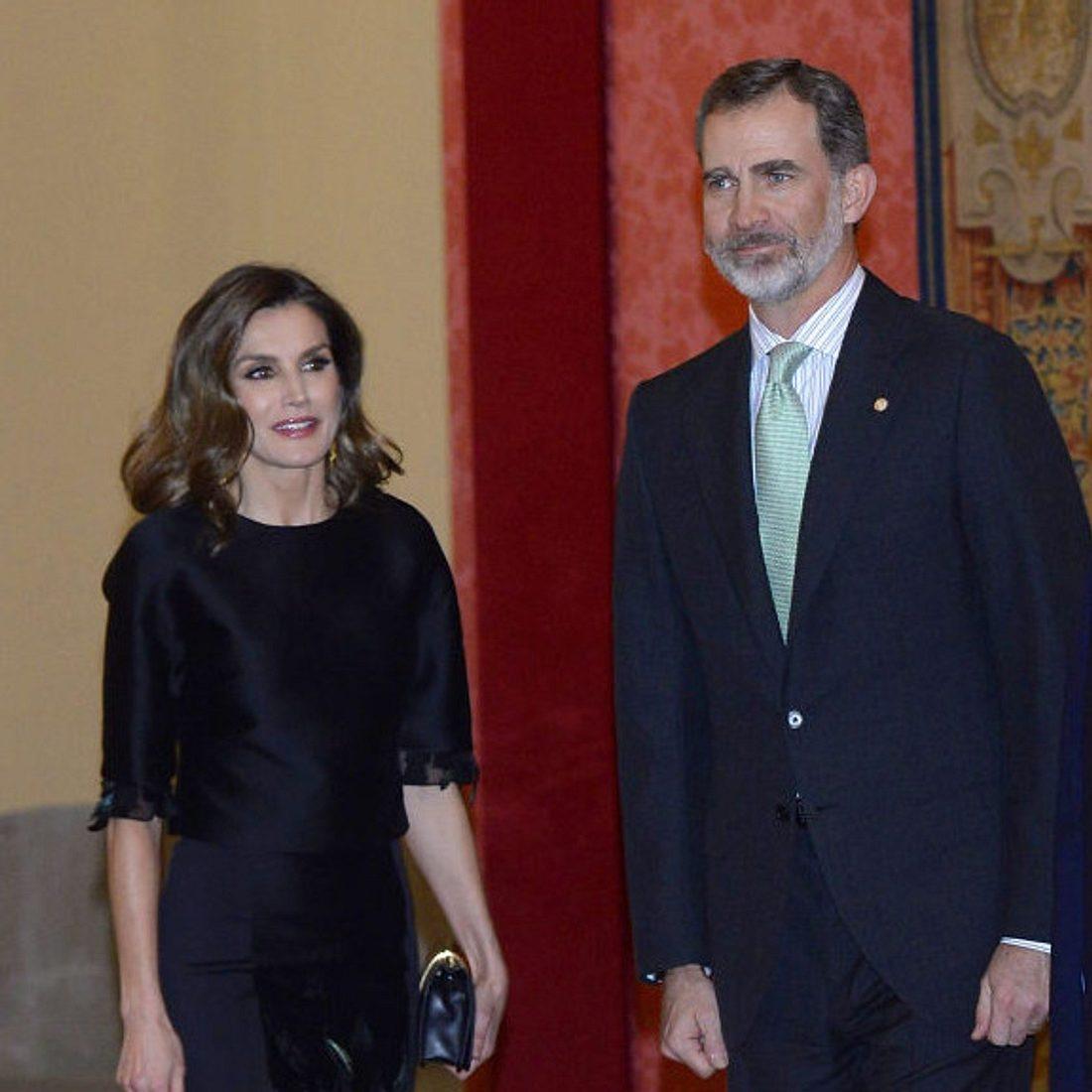Drama bei Königin Letizia und König Felipe