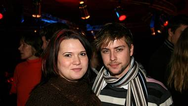 Felix van Jascheroff und Franziska Dilger - Foto: Imago