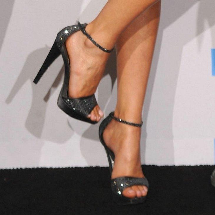 Glitzer und Funkel: Diese High Heels gehören ...