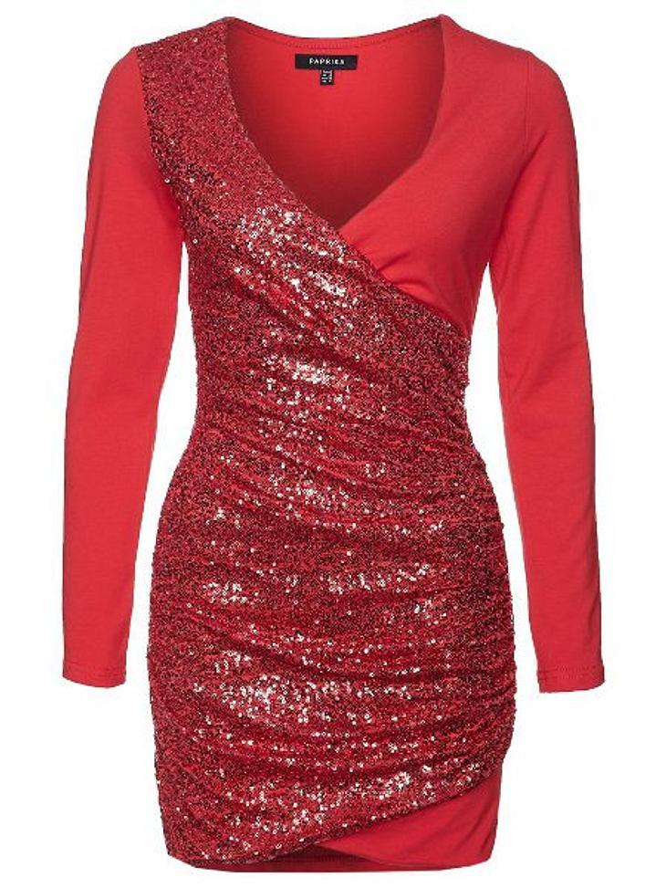 Klau den Look der Stars: Partykleider-SpecialKleid von Paprika, um 64,95 Euro
