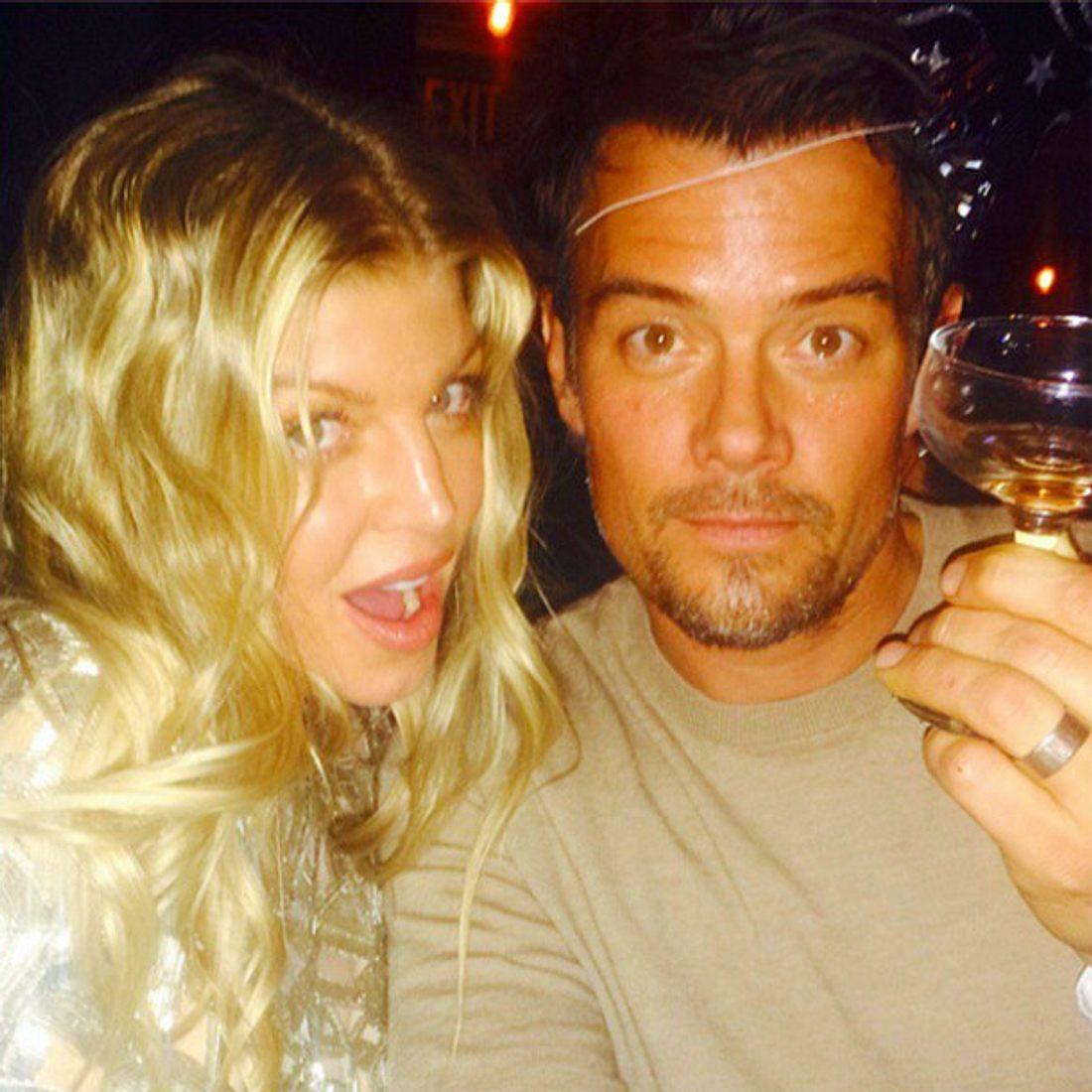 Fergie und Josh Duhamel feierten gestern ihren 7. Hochzeitstag