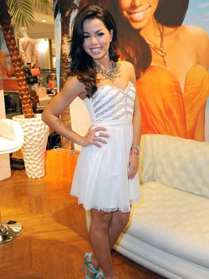 Fernanda Brandao: Die Sängerin wird heute 31 Jahre alt